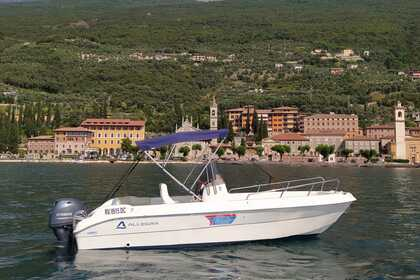Hire Motorboat Allegra allegra 5.60 Castelletto