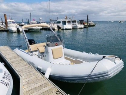 Charter RIB Zodiac Medline 580 Limited Arcachon