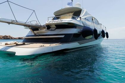 Hire Motorboat PERSHING 65 Mykonos