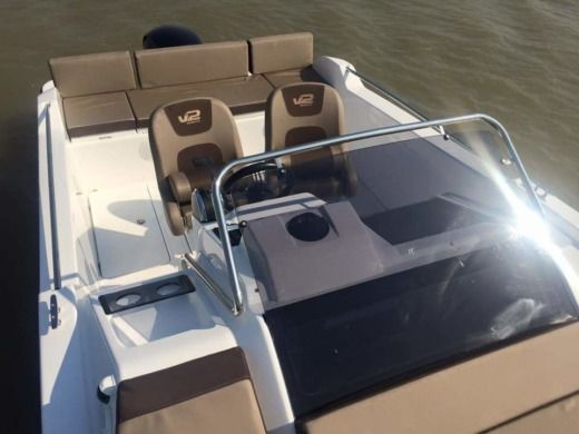 Motorboat V2 7.0M 200Hp for hire