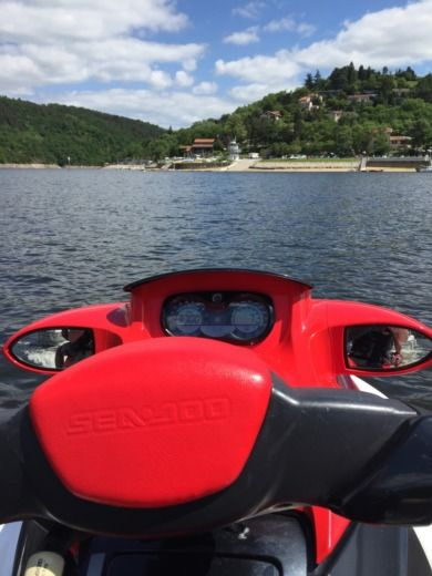 Jet ski SEADOO GTX-215 for hire