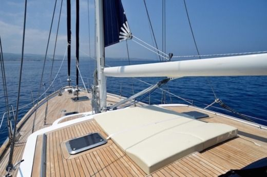 Beneteau Ms 20 in Tropea for hire