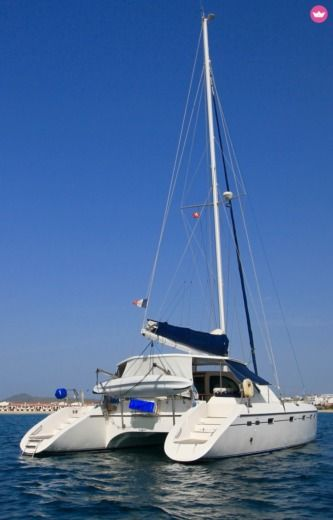 Catamaran Alliaura Marine Privilège 49 for hire