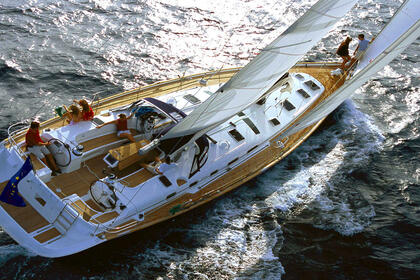Hire Sailboat Beneteau Oceanis Clipper 523 Genoa
