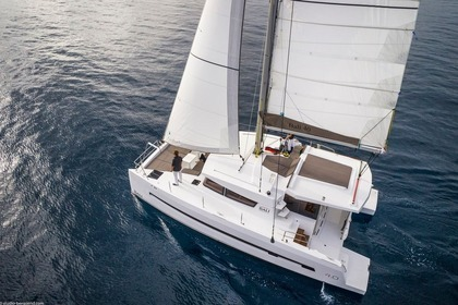 Charter Catamaran Bali 4.0 Key West