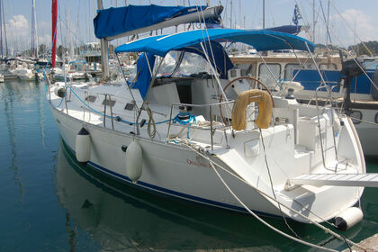 Rental Sailboat BENETEAU OCEANIS 393 Kos