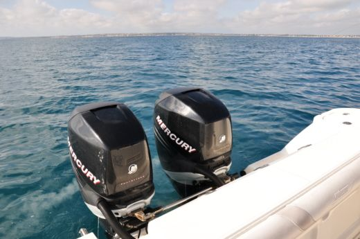 Barca a motore Boston Whaler Conquest 305