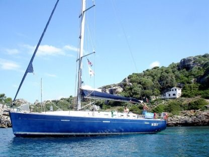 Charter Sailboat Beneteau First 47.7 Portovenere