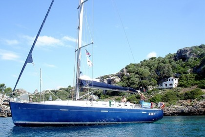 Rental Sailboat BENETEAU FIRST 47.7 Porto Venere