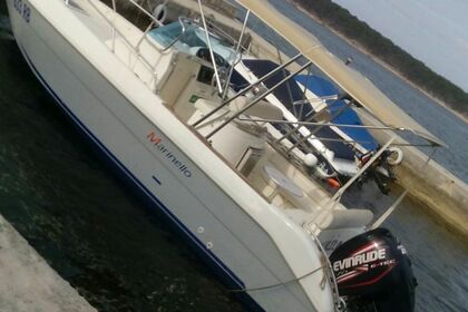 Charter Motorboat Marinello 25 Rab