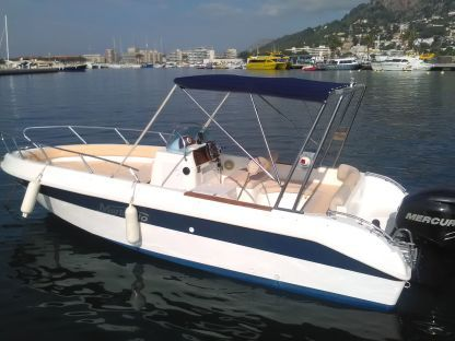 Charter Motorboat Marinello Eden 22 L'Estartit