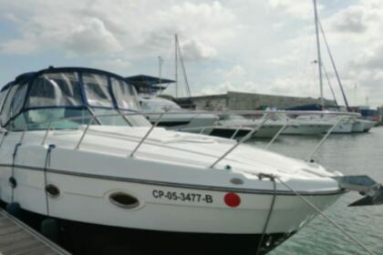 Charter Motorboat Custom 32 Cartagena