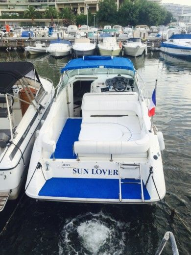 Sea Ray Sundancer in Mandelieu-la-Napoule zwischen Privatpersonen