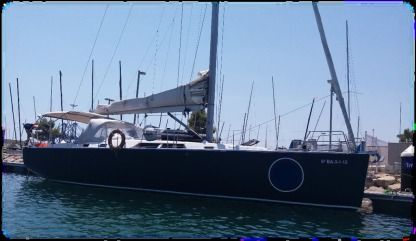 Rental Sailboat Hanse 430E Valencia