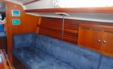 Sailboat Elan 333 for hire