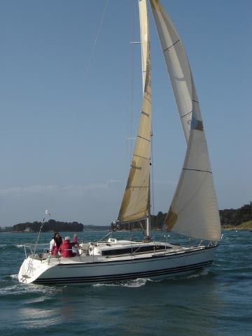 X-Yachts X 332 in Arradon peer-to-peer