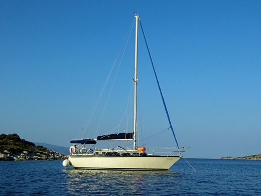 Sailboat Dufour 31 peer-to-peer