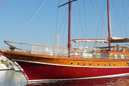 Hire Sailboat Gulet Gulet 24m Larnaca