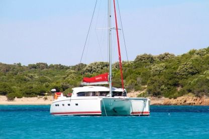 Location Catamaran Nautitech 442 Porto-Vecchio