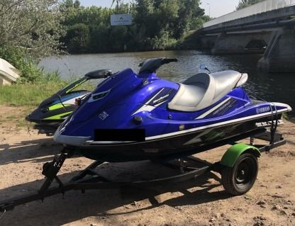 Location Jet-ski Yamaha Vxr 180 Toulouse