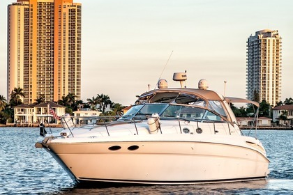 Miete Motorboot Sea Ray Sundancer 42 Miami Beach