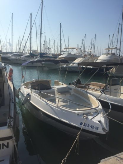 Verhuur Motorboot Marinello Eden 22 Altea
