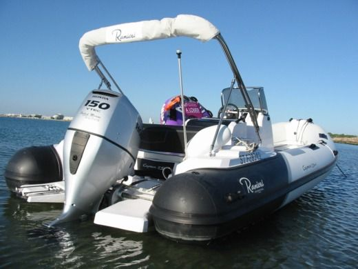 Ranieri Cayman 21 Sport in Port-Camargue for hire