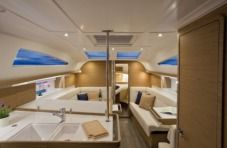 Sailboat Elan 40 Impression