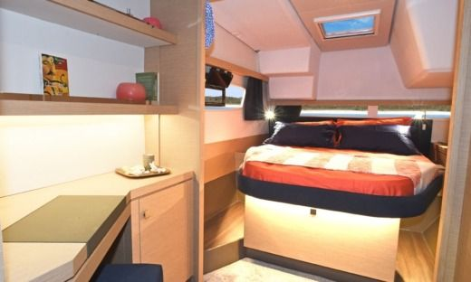 Catamaran FOUNTAINE PAJOT Lucia 40 à louer