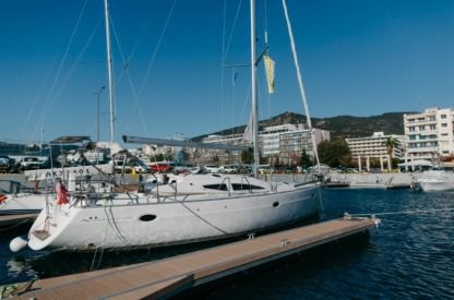 Charter Sailboat Elan 434 Impression Kavala
