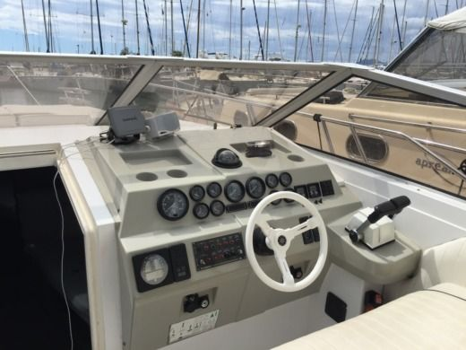 Sunseeker 36 in Cannes for hire