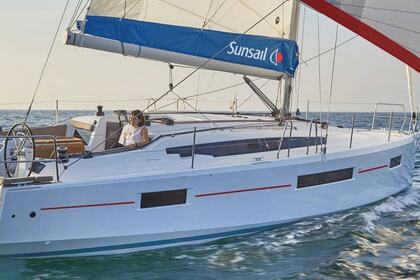 Rental Sailboat Sunsail 410 Road Town