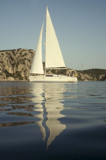 Rental Sailboat Beneteau Oceanis 43 Family Betina