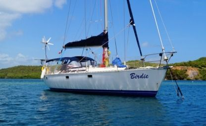 Rental Sailboat Jeanneau Sun Kiss 47 Basse Terre