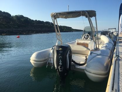 Location Semi-rigide Capelli Tempest 650 Luxe Saint-Philibert