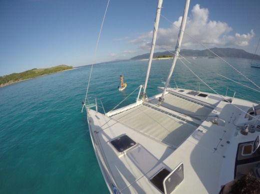 Catamaran Sud Composites Switch 51 de particuliers et professionnels