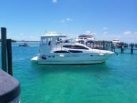 Sea Ray Yatch 405 in Hialeah for hire