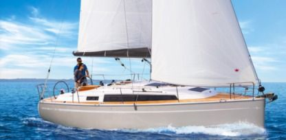 Charter Sailboat Bavaria Cruiser 34 Krk