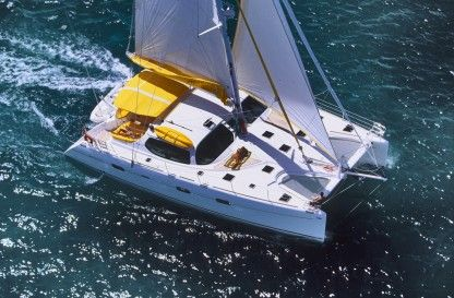 Location Catamaran Alliaura Marine Privilege 585 Ajaccio