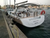 Beneteau Oceanis 48 in Gzira for hire