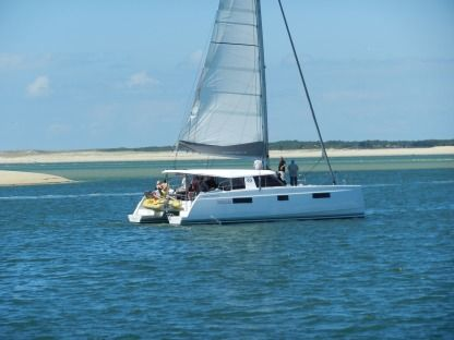 Location Catamaran Nautitech Open 40 Arcachon