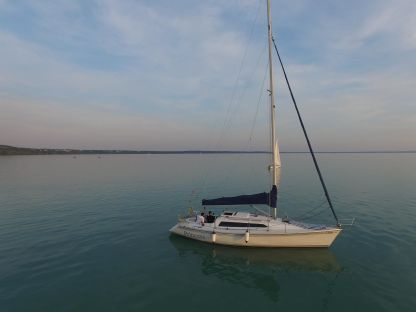 Charter Sailboat Archambault Surprise Nieuwpoort