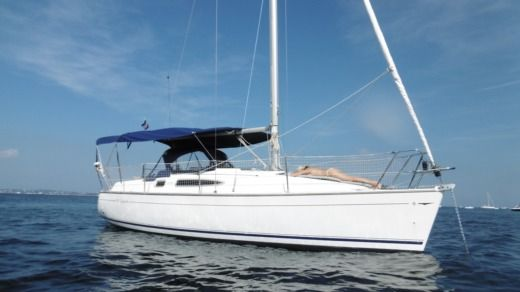 Jeanneau Sun Odyssey 29.2 in Golfe-Juan, Vallauris for hire