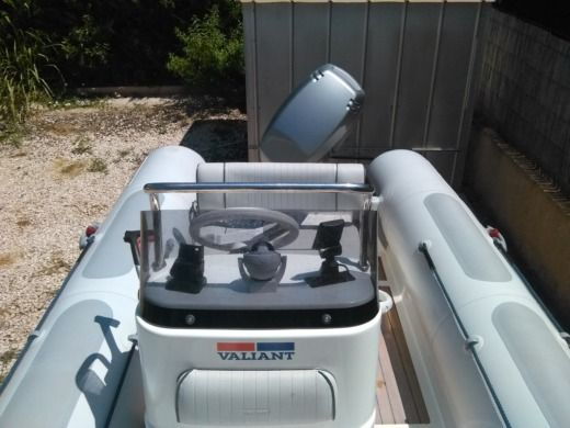 RIB Vaillant 520 peer-to-peer