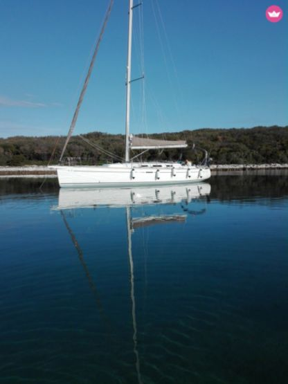 Charter Sailboat Dufour 44 Rabac