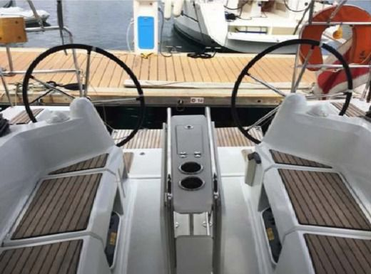 Jeanneau Sun Odyssey 349 in Malta for hire
