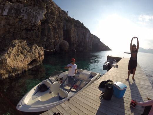 BAYLINER Bowraider a Ibiza, Balearic Islands tra privati
