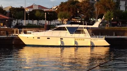 Rental Motorboat Gallart 13,50 Hendaye