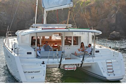 Hire Catamaran LAGOON 450 Furnari