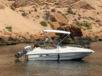 Rental Motorboat Astromar Open 450 Alicante